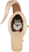 Just Cavalli Women's R7253153501 Poison Gold Ion-Plated Coated Stainless Steel Triangular Watch