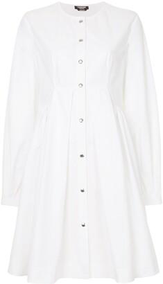 Calvin Klein Flared Shirt Dress