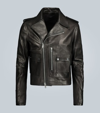 Amiri Biker leather jacket