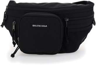 Balenciaga Explorer Multizip Belt Bag