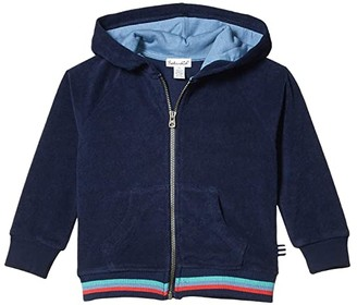 Splendid Littles Terry Cloth Jacket (Toddler/Little Kids/Big Kids) (Dress Blues) Boy's Clothing