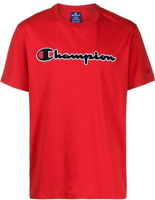 Champion textured logo T-shirt