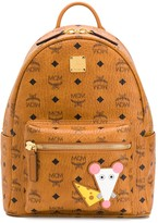 MCM Year Of The Rat Stark backpack