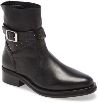 AllSaints Carla Buckle Boot