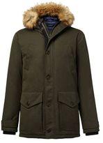 Burton Burton Khaki Parka Coat