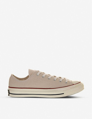 Converse All Star Ox 70s low-top canvas trainers