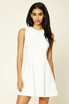 Forever 21 FOREVER 21+ Fit and Flare Mini Dress