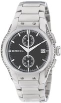 Breil Milano Women's TW0605 Urban Analog Black Dial Watch