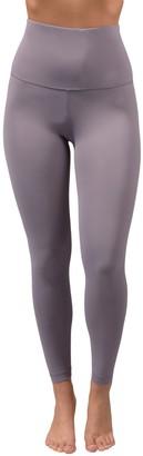 90 Degree By Reflex Nude Tech Super High Waist Ankle Leggings