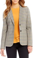 Antonio Melani Calise Plaid Jacket