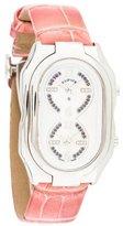 Philip Stein Teslar Dual Time Watch