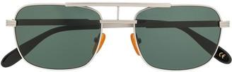 Han Kjobenhavn Plane aviator-frame sunglasses
