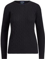 Polo Ralph Lauren Classic Cable Cashmere Sweater