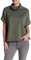 Cullen Funnel Sleeveless Sweatshirt