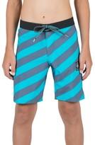 Volcom Boy's Stripey Jammer Board Shorts