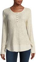 Columbia Co. Long Sleeve Henley Shirt
