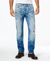 True Religion Men's Geno Slim-Fit Ripped Distressed Jeans
