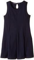 Nautica Sleeveless Pleat Dress (Big Kids)