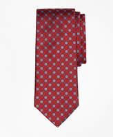 Brooks Brothers Framed Alternating Flower Tie