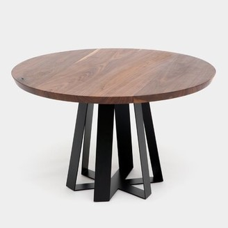 """Artless ARS Dining Table Size: 30"""" H x 36"""" L x 36"""" W"""