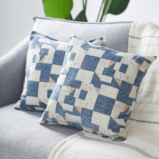 Ivy Bronx Jacksonport Geometric Accent Throw Pillow