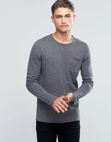 Esprit Crew Neck Jumper With Pocket