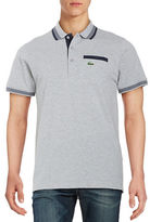Lacoste Performance Pocket Polo
