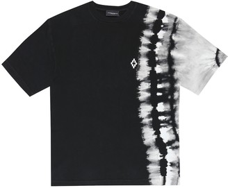 Marcelo Burlon Kids Of Milan Tie & Dye cotton T-shirt