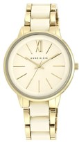 Anne Klein Women's Round Bracelet Watch, 43Mm