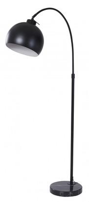 Albi Imports Montana Floor Lamp Black