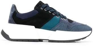 MM6 MAISON MARGIELA low lace-up sneakers