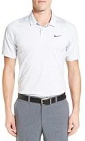 Nike Men's 'Tx Velocity Max Swing' Dri-Fit Golf Polo