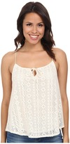 C&C California Geo Lace Cami Top