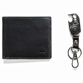 Steve Madden Timberland Billfold Wallet with Key Fob - Leather