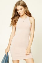 Forever 21 FOREVER 21+ Stretch Knit Bodycon Dress