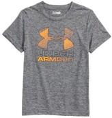 Under Armour Toddler Boy's Logo Heatgear Shirt