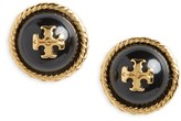 Tory Burch Women's Rope Stud Earrings
