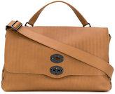 Zanellato Postina tote - men - Leather - One Size