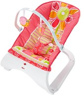 Fisher-Price Comfort Curve Flower Bouncer - Floral Confetti