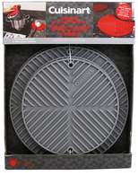 """Cuisinart 4 Piece Silicone Trivet Set - (2 x Large 10"""", 2 x Small 8""""), Grey"""