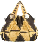 Gucci Tapestry Hysteria Bag