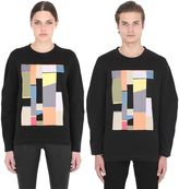 Mini Agi & Sam X Cotton Sweatshirt