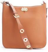 MICHAEL Michael Kors Women's Sullivan Large North South Messenger Bag Luggage