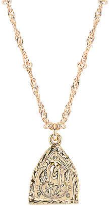 Natalie B Madonna Reversible Necklace