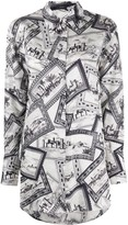 Joseph Printed Long Shirt