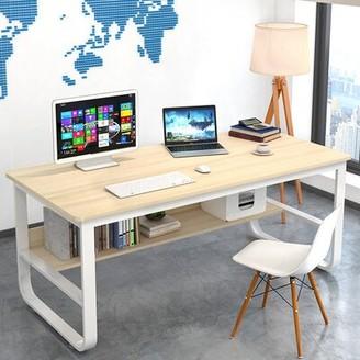 Latitude Run Fleurinord Desk