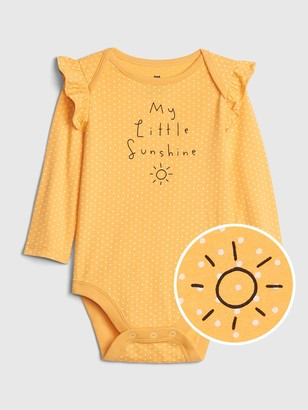Gap Baby Mix and Match Printed Bodysuit