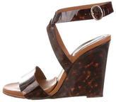 Diane von Furstenberg Wilma Wedge Sandals