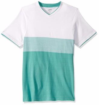 Lee Men's Short Sleeve Casual T Shirt Regular Big Tall