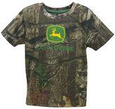 John Deere Camouflage Logo Tee - Boys 4-7